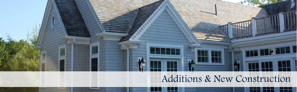 Cape Cod Home Construction